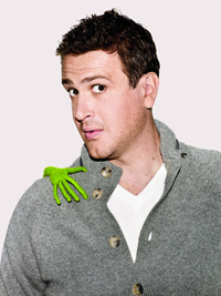<em>Jason Segel</em><br/>Art Streiber